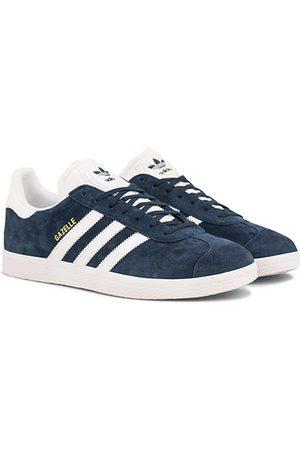 adidas Herren Sneakers - Gazelle Sneaker Navy Nubuck