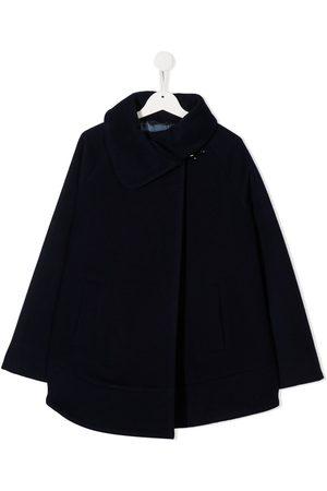 FAY KIDS Mädchen Mäntel - TEEN asymmetric-collar coat