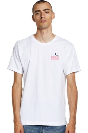 Cleptomanicx Good Vibes Oldschool T-Shirt