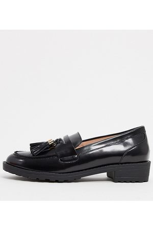 Raid Wide Fit – Buster – Flache Loafer in