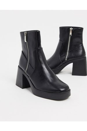 Raid – Leonore – Robuste Ankle-Boots in