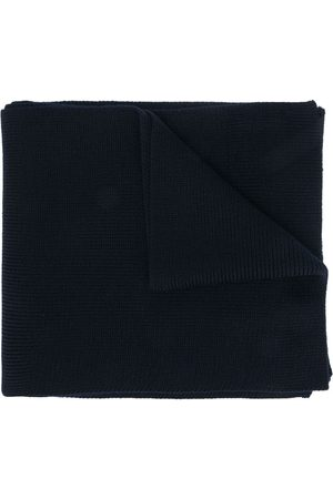 Moncler Schal mit Logo-Patch
