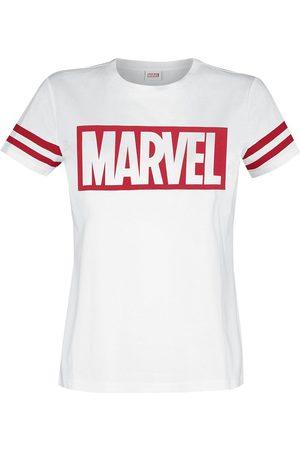 Marvel Damen T-Shirts, Polos & Longsleeves - Logo T-Shirt