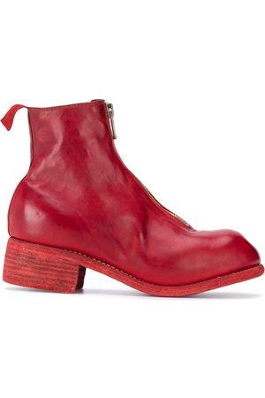 GUIDI Stiefel aus Leder