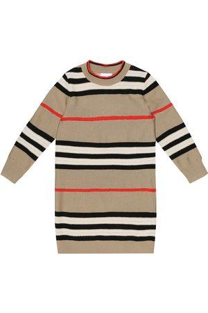 Burberry Kleid Icon Stripe