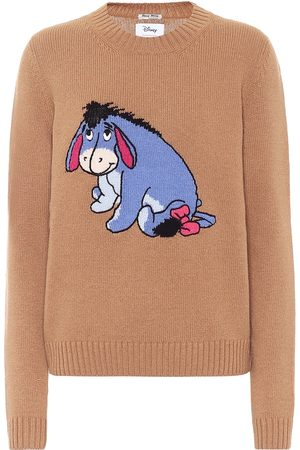 Miu Miu X Disney® Pullover aus Schurwolle