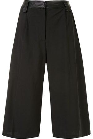 CHRISTOPHER ESBER Shorts in Lederoptik