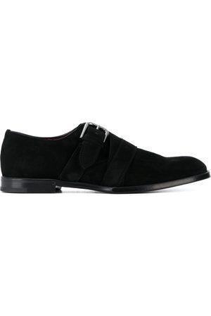 Dolce & Gabbana Monk-Schuhe aus Wildleder