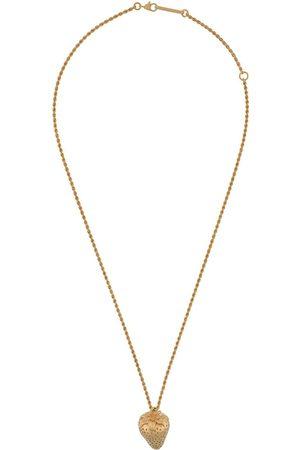 AMBUSH Halskette mit Erdbeeranhänger