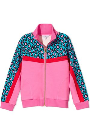 The Marc Jacobs Bomberjacke mit Geparden-Print