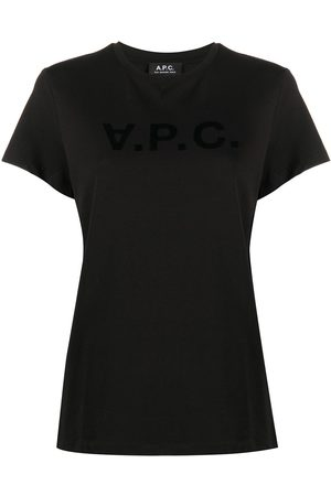 A.P.C. T-Shirt mit Print
