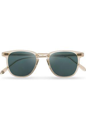 GARRETT LEIGHT Herren Sonnenbrillen - Brooks 47 Sunglasses Blue Smoke