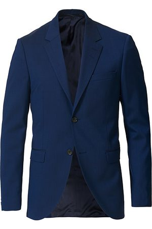 Tiger of Sweden Jamonte Wool Suit Blazer Blue