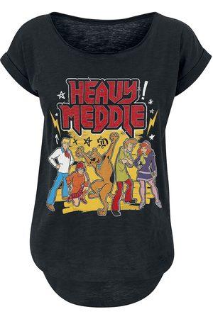 Scooby-Doo Damen T-Shirts, Polos & Longsleeves - Heavy Meddle T-Shirt