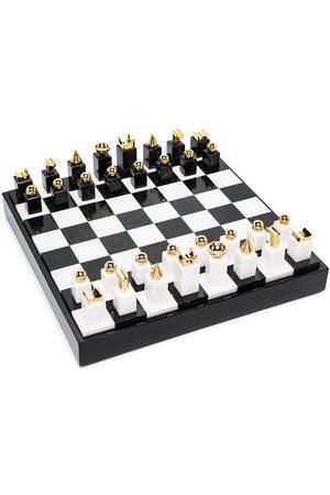 L'objet Schachspiel aus 24kt Gold