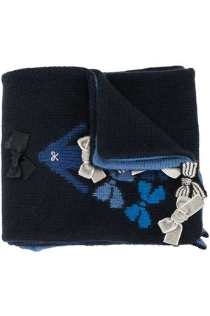Familiar Mädchen Schals - Schal mit Schleifenapplikation