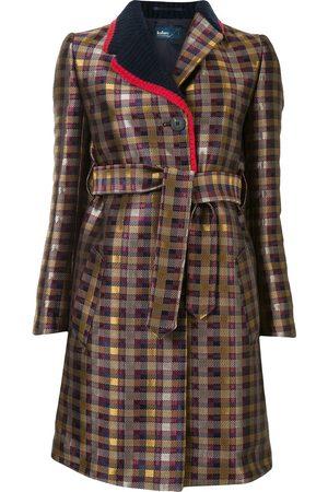 Kolor Damen Trenchcoats - Mantel mit Print