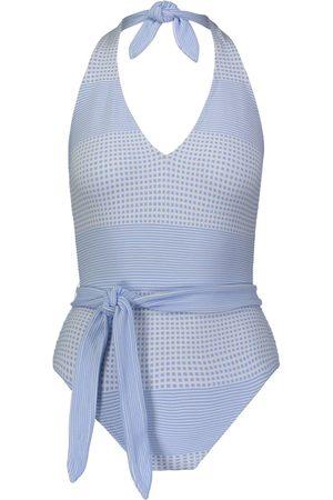 Lemlem Damen Badeanzüge - Badeanzug mit geknoteter Taille
