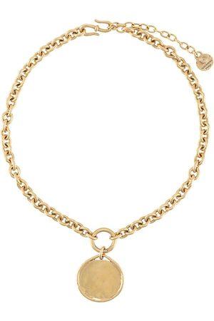 Goossens Halskette mit Münzanhänger
