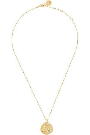 Goossens Halskette mit Steinbockanhänger