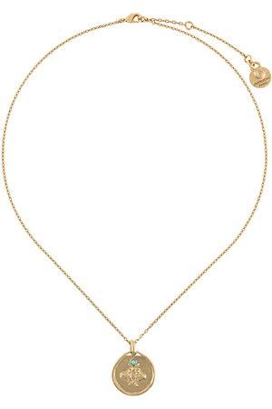 Goossens Damen Halsketten - Halskette mit Stieranhänger