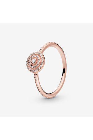 PANDORA Eleganter Funkelnder Ring