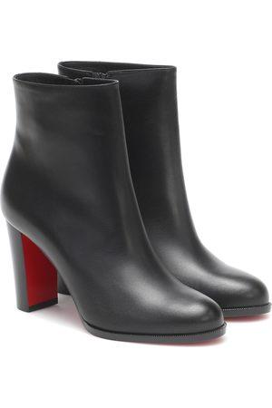 Christian Louboutin Damen Stiefeletten - Ankle Boots Adox 85 aus Leder