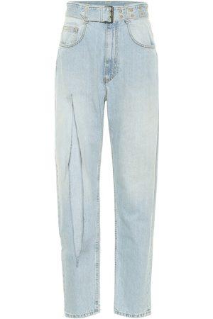 Maison Margiela High-Rise Jeans