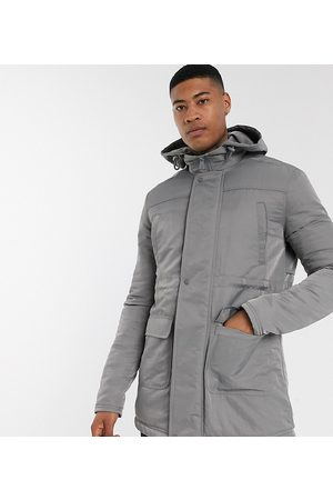 ASOS Tall – Kapuzenjacke in