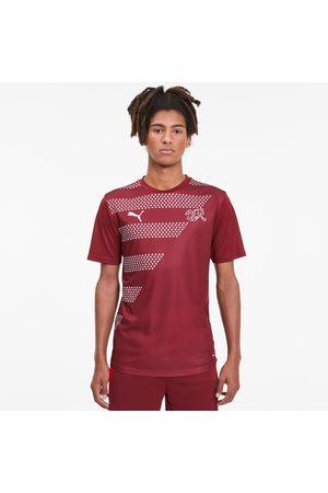 PUMA Herren Shirts - Schweiz Herren Stadium Trikot