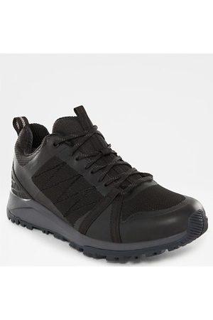 The North Face Damen Litewave Fastpack Ii Wasserfeste Schuhe Saratoga Green/asphalt Grey Größe 36 Damen