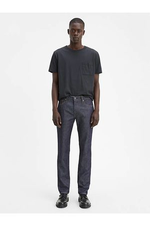 Levi's Herren Cropped - ® Made & Crafted 511™ Jeans - Dark Blue / Dark Blue