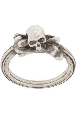WERKSTATT:MÜNCHEN Symbol Skull' Ring