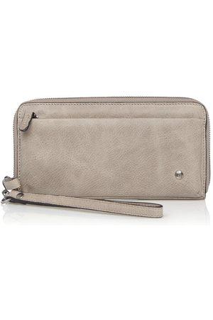 Castelijn & Beerens IPhone 8 Hülle aus Leder mit Reißverschluss, Grey