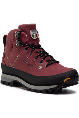 Dolomite Cinquantaquattro Trek W Gtx GORE-TEX 271852-0910005 Burgundy Red