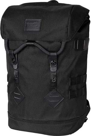 Doughnut Rucksäcke - Colorado Small All Black Series Backpack