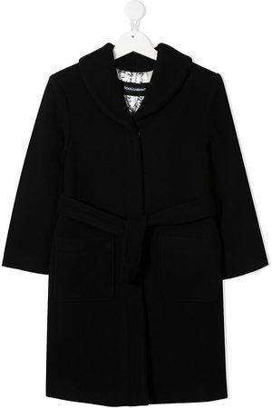 Dolce & Gabbana Mantel mit Bindegürtel