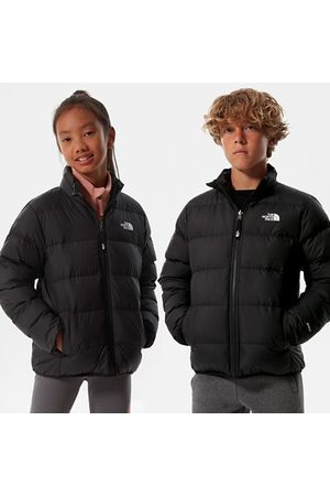 The North Face Kinder Andes Wendejacke Tnf Black Größe L Unisex