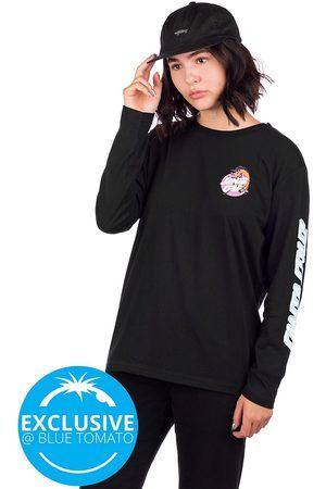 Santa Cruz Damen Longsleeves - Unicorn Dot Long Sleeve T-Shirt