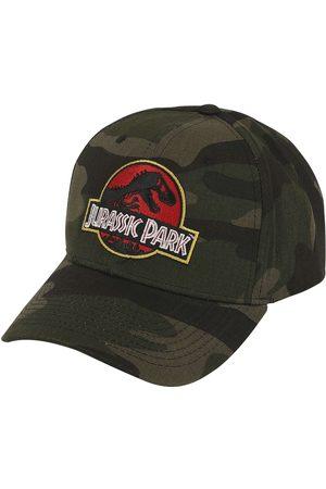 Jurassic Park Camo Logo Cap multicolor