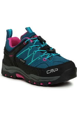 CMP Kids Rigel Low Trekking Shoes Wp 3Q13244 Deep Lake/Baltic 3Q13244
