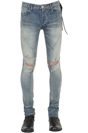 SEIGEKI 15cm Enge, Sandgewaschene Jeans Aus Denim