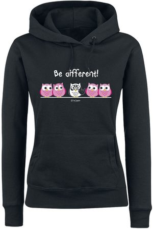 BE DIFFERENT Metal Kapuzenpullover