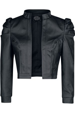 H&R London Serena Jacket Kunstlederjacke