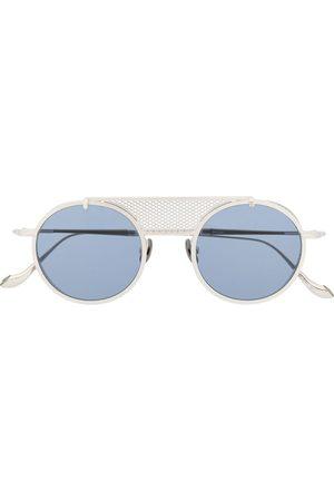 Matsuda Brille mit dickem Steg