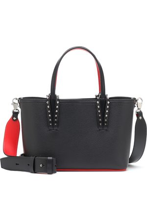 Christian Louboutin Shopper Cabata Mini aus Leder