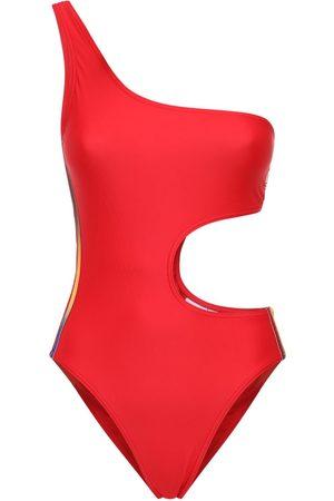 adidas Badeanzug Aus Lycra Mit Logo