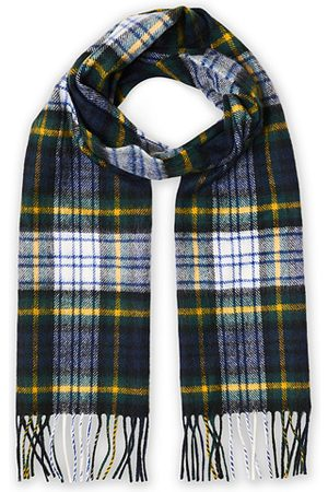 Gloverall Lambswool Scarf Dress Gordon