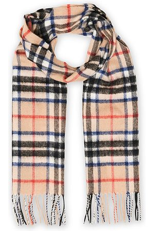 Gloverall Lambswool Scarf Thomson Camel