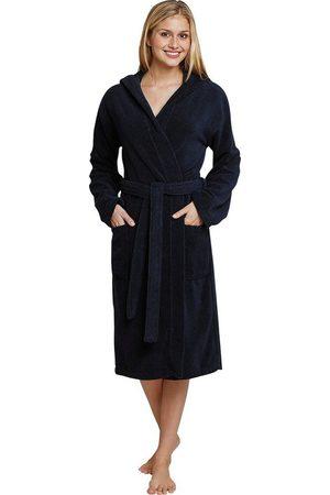 Schiesser Damen Bademäntel - Damenbademantel »128545«, , in weicher, gemütlicher Frottee-Qualität
